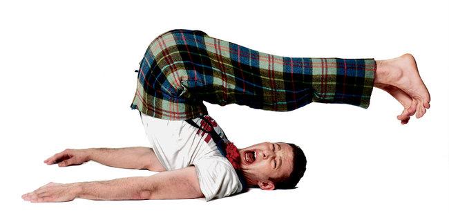Beware of dangers in yoga practices!